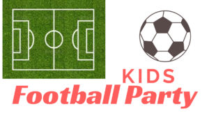 Football Birthday Party for Kids